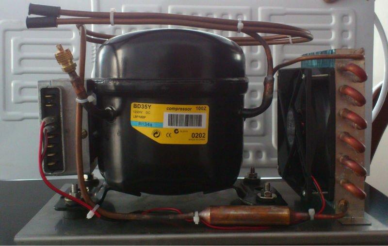 Dc Compressor De Refrigera 231 227 O Do Sistema Imagem Pe 231 As De