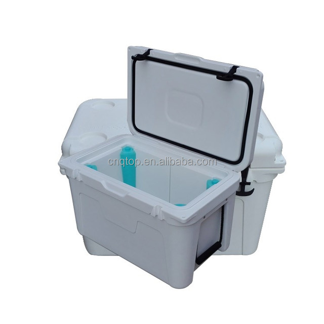 52L white rotomolded coolers box ice chest for food cold storage  sc 1 st  Alibaba & cooler ice chest-Source quality cooler ice chest from Global ... Aboutintivar.Com