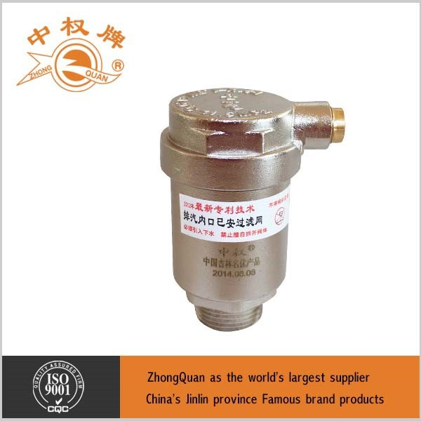 For Air Condition Vessel Automatic Air Vent Degassing Valves