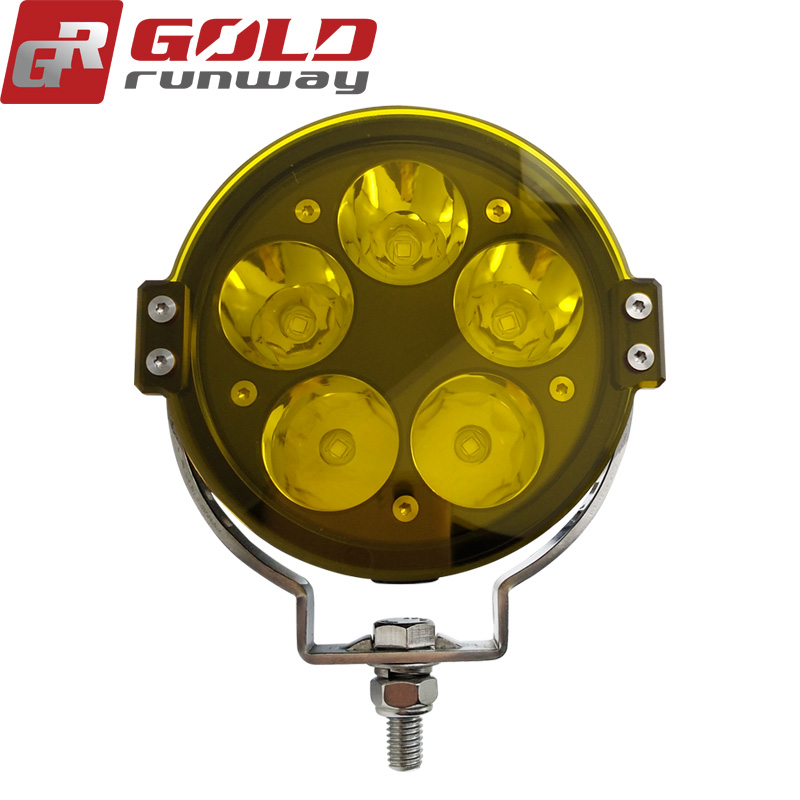 Goldrunway GR-50X 6000 Lumen Super High Power LED Light-R1200GSA ADV Universal