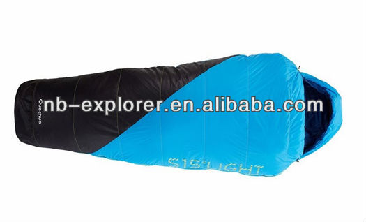 sleeping bag for extreme cold weather
