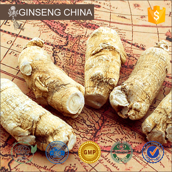2017 American panax ginseng slice in changbai mountain