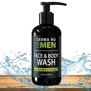 OEM Supplier Organic Men's Body Wash&Daily Deep Cleaning Facial Cleanser For Men