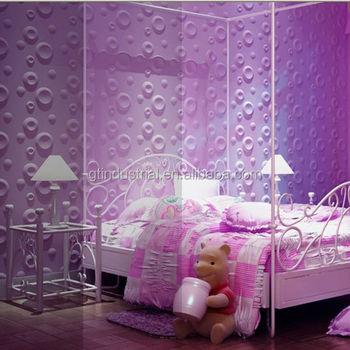 Kids Bedroom Background economic and new design plastic ceiling panel bedroom background