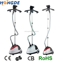 Most popular high quality remover colorful 220V-240V LED display garment steamer iron