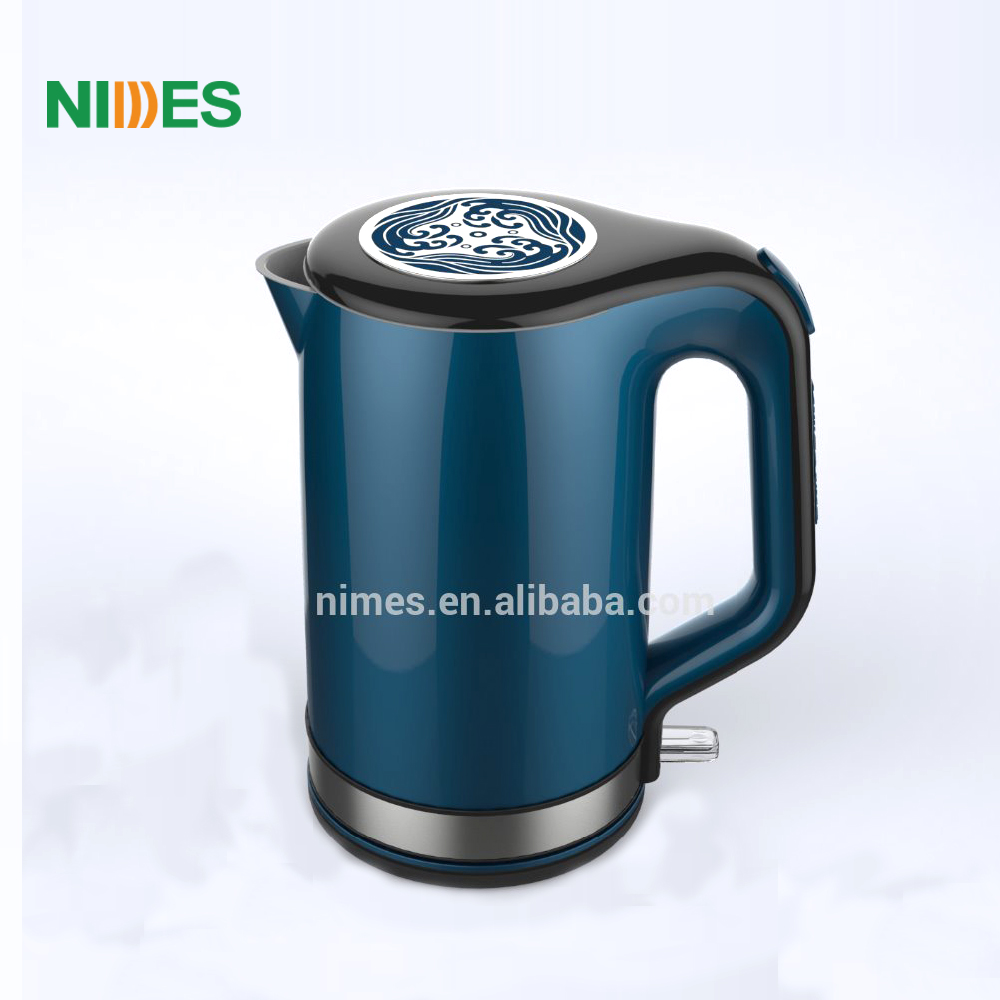 Portable wholesale kitchen appliance hot water boiler deluxe stainless steel plastic specification 220v electric water kettle