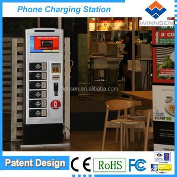Locker Cell Phone Charging Station,With Digital Locker System ...