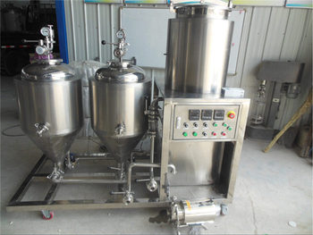 50l Homebrew Equipment Mini Brewery Equipment Micro Home