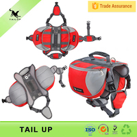 TAILUP Outdoor Hiking Camping Travel Training Treat Dog Bag