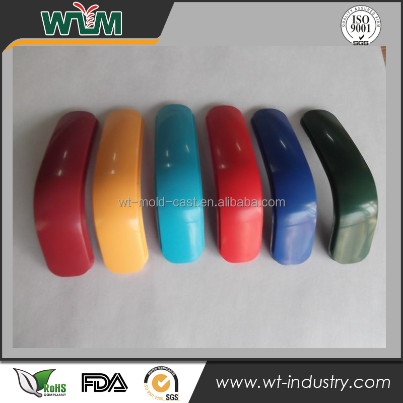 High quality oem bus seat handle plastic moulding company