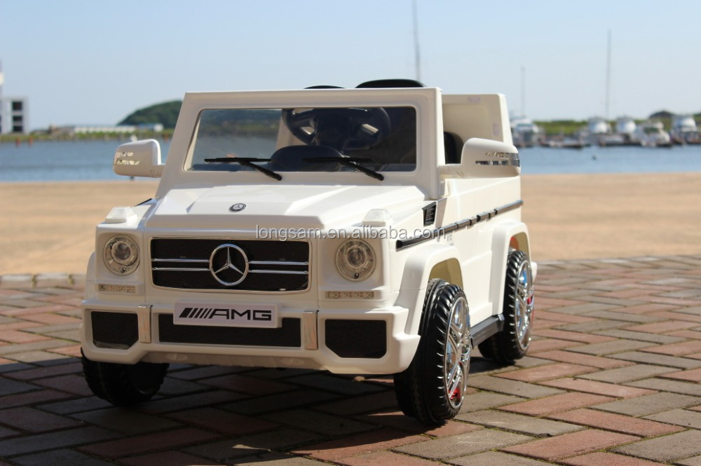 2016 Popular Mercedes Benz G65 AMG Battery Car Jeep Car For Kids