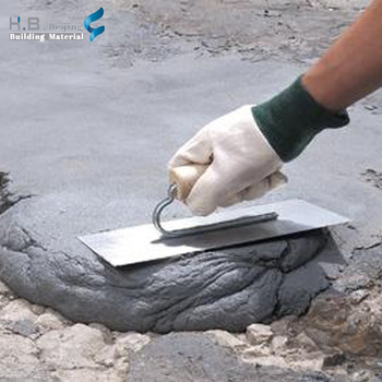Anti-corrosion fast curing epoxy-based resin repair epoxy mortar