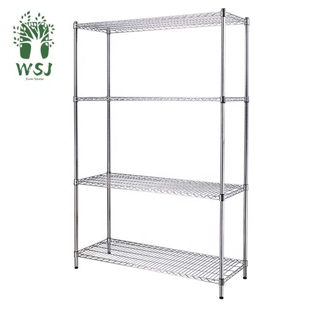 NSF Wholesale High Quality Cheap Epoxy Coating Chrome Plated iron wire mesh kitchen rack storage+<strong>holders</strong> racks