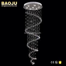 Contemporary Chandelier Lighting Fake Chandelier For Wedding Stairs