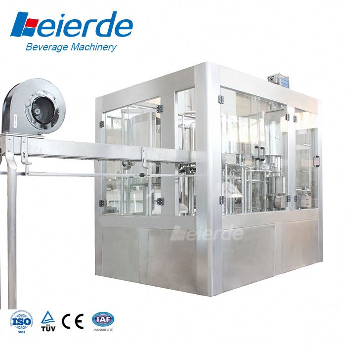 Alcoholic beverage / drink filling machine