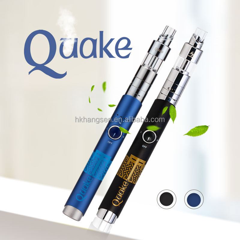 Hangsen E cigarette Bigger vapor, Newest QUAKE Electronic cigarette