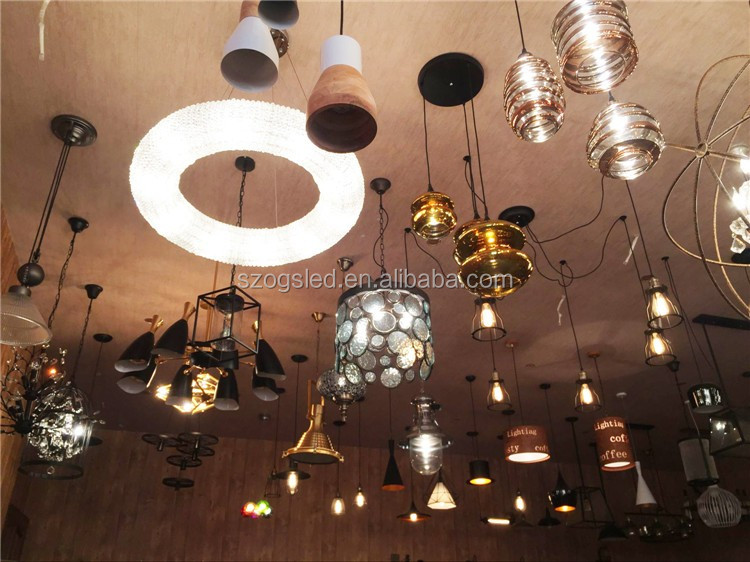 Vintage Indoor Decorative Sprial Shaped Wall Hanging Hemp Rope light with Lamp Base E27 Loft Lamp