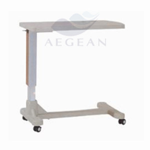 over bed hospital bed tables ag-obt003 iso ce proved hospital