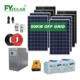 20kw solar pv power plant/ 30kw 50kw pv mounting system/ 15kw solar energy systems for farm/solar power plant 1mw