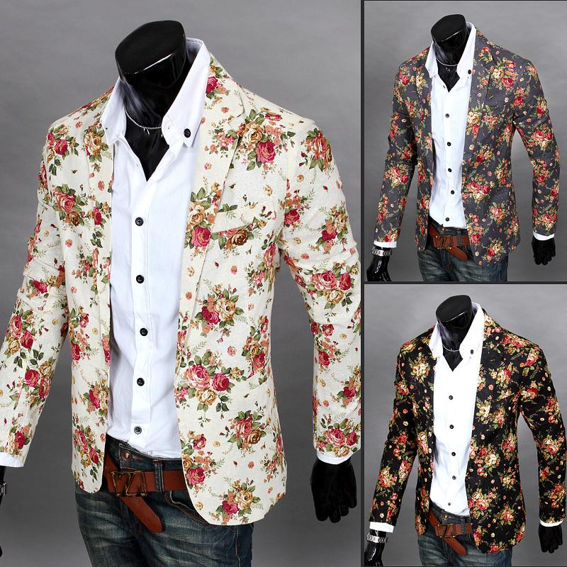 4a14e1ab15 Blazers Cheap Blazers Men Floral Blazers 2017 New Design.We offer the best  wholesale price, quality guarantee, professional e-business service and  fast ...