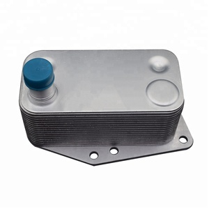 Factory Wholesale Price Engine Oil Cooler Radiator for B.M.W 3 Series 320D Auto 4 Door Saloon 2007 11427787698 5989070102