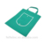 2018 new design eco large shopping bag reusable