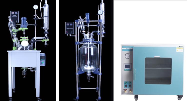 Factory Price Lab Suppliers Vacuum 10L 20L 30L 50L Rotovap Rotary Evaporator