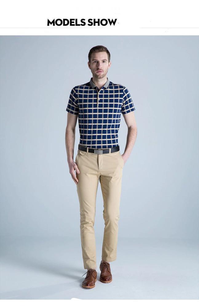 del nuevo diseño camiseta chino los polo estilo hombres con elegante camiseta para camisas 2015 barato C5wpHfqH