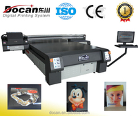 wide format digital Printing machine with UV ink