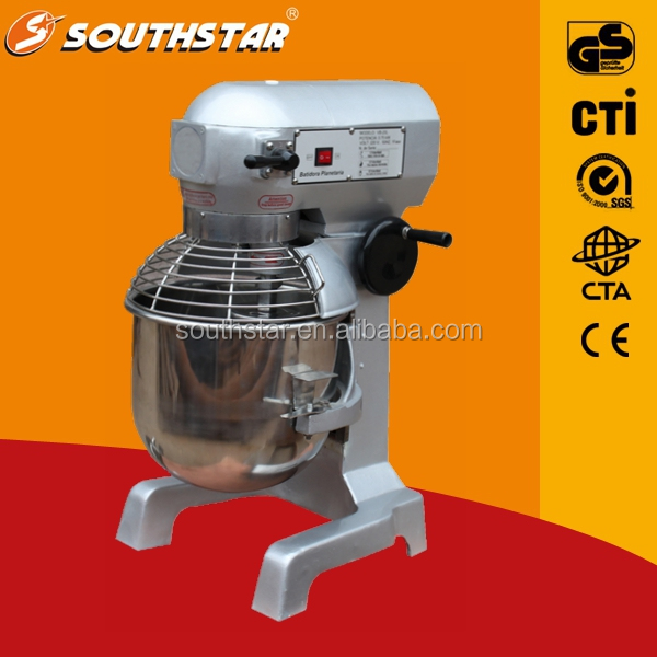 Trade assurance!!! 20L dough planetary mixer / bakery cake machine price