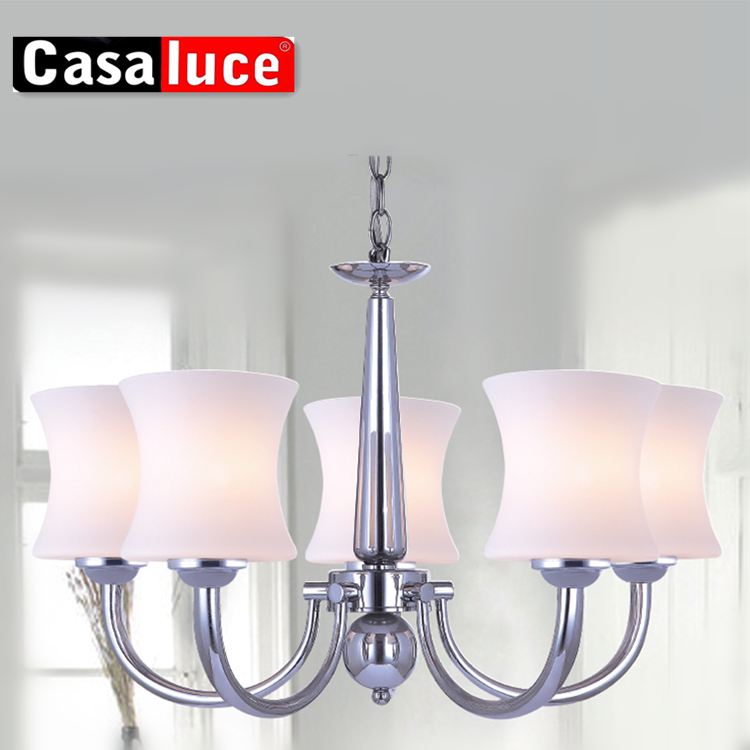 New item white glass chandlier lampshades of good quality 2015