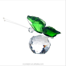 Beautiful Crystal Crafts Wholesale Crystal Butterfly gifts
