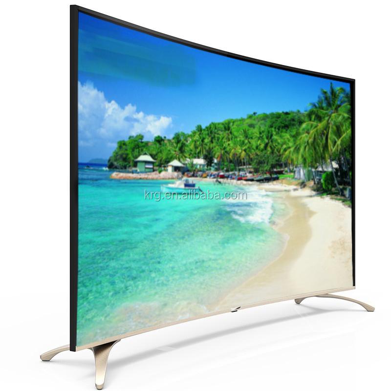 KRGร้อนขายขนาดใหญ่100นิ้วสมาร์ททีวีLedราคา4พันโทรทัศน์Wifi