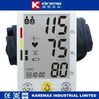 Hotsale Accurate Full-Automatic Measuring arm blood pressure monitor