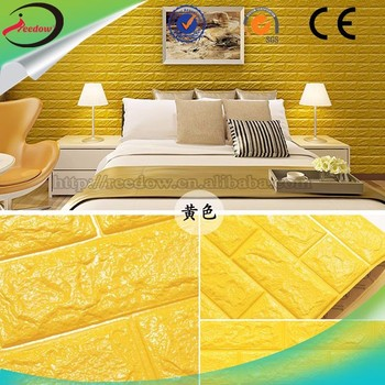 3d Decorative Wall Panel Diy Pe Foam Wall Brick Natural Stone ...