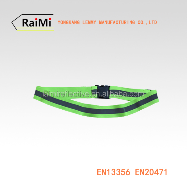 High Visibility Custom Elastic waistband & pinggang elastik for sports