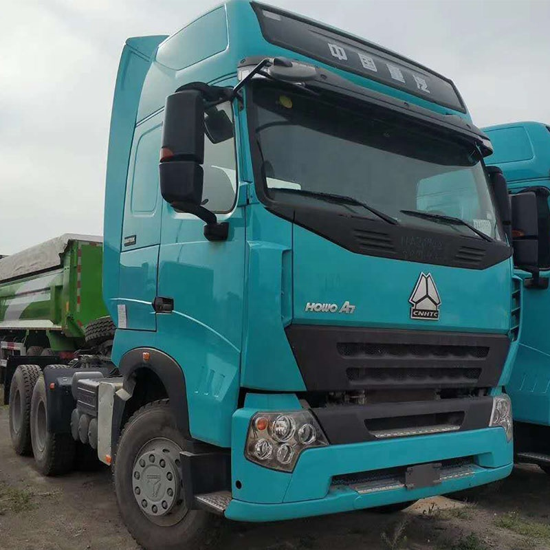 Professional design mercedes 6x4 tractor truck price for sale