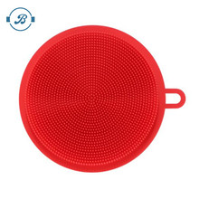 Silicone Dish Washing Scrubber,hot sale new design Sponge