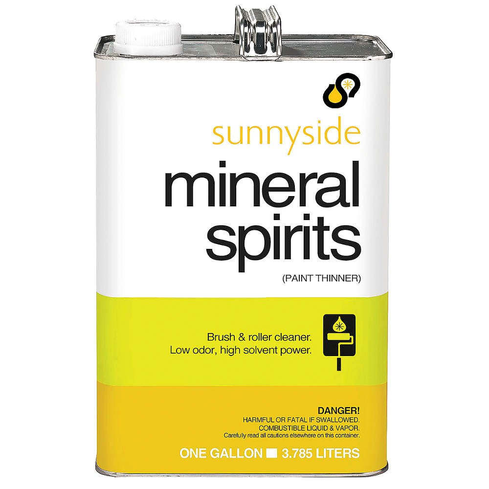Mineral spirits substitute youth tool belt