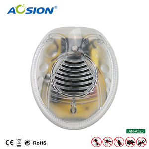 2018 electronic ultrasonic pest control spider bug catcher insect repellent