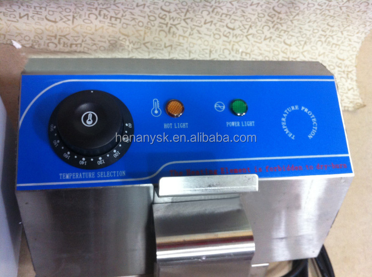 Deep Fryer Electric Power Counter Top Electric 1-Tank Turkey Fryer