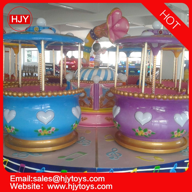 Popular Shopping Mall Equipment Best price amusement park carousel