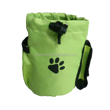 Factory Directly Pet Training Pouch Dog Treat Bag Treats Resealable Grooming Product On Alibaba