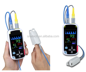 Most luxurious type Handheld Pulse Oximeter price with Bluetooth wireless Function OX-16