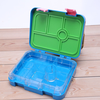Wholesale Children Safe Custom PP Plastic Disposable Bento Silicone Lunch Box