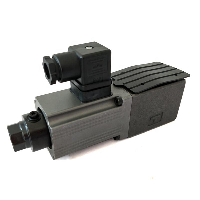 Yuken Type Hydraulic Proportional Solenoid Valve
