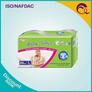 Health care products secondary baby diaper manufacturers
