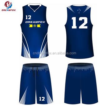 ff10abeeba7 2018 Latest basketball jersey design wholesale blank custom basketball  jersey
