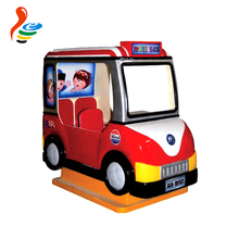 LSJQ-046 mini bus coin operated unblocked car games kiddie ride parts used fiberglass toys machine kids amusement swing ride