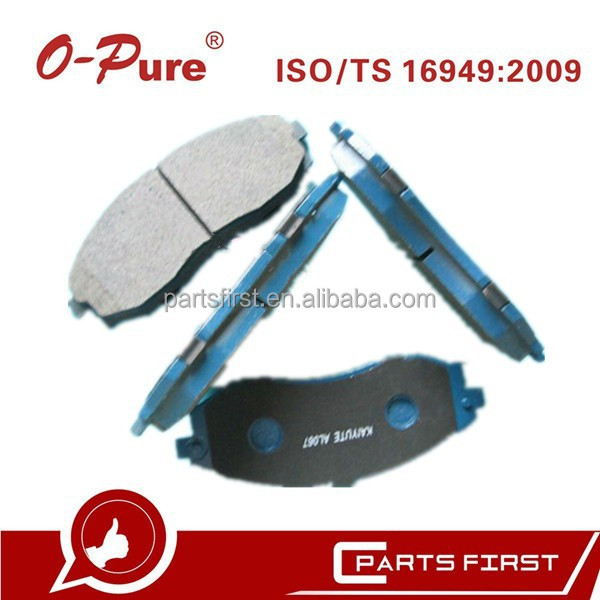 Brake Pad Wholesaler 23537 23538 Excellent Quality for Hyundai Starex 1997-